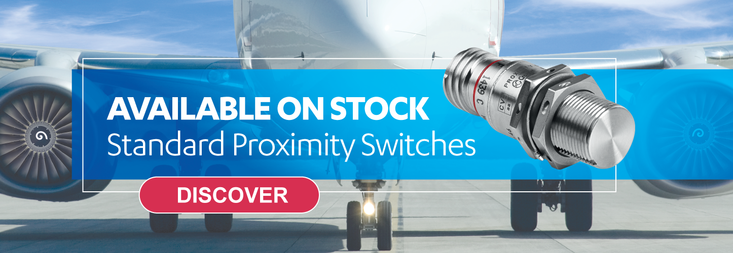 Crouzet proximity switches