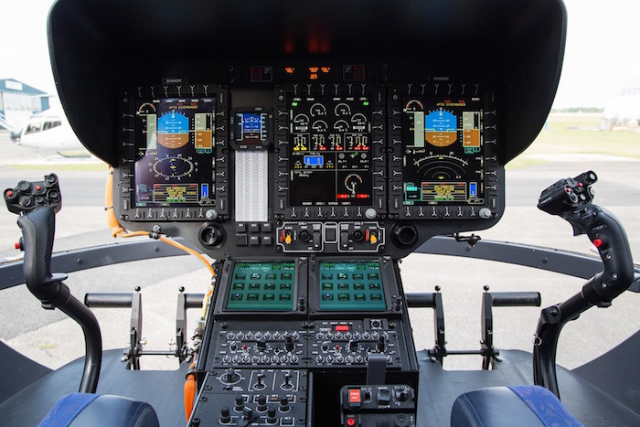 Airbus Helicopters cockpit equipment